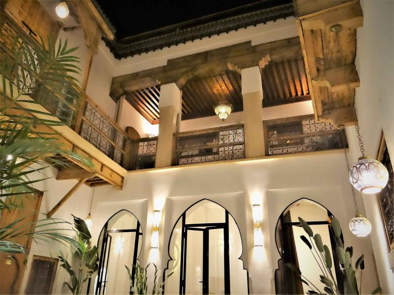 DAR ETERNITY, GUEST HOUSE, RIAD, MARRAKECH, PATIO