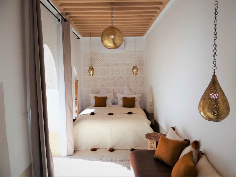 DAR ETERNITY, GUEST HOUSE, RIAD, MARRAKECH, CHAMBRE
